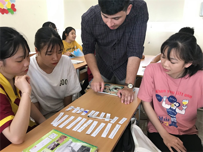 """CULTURE & LANGUAGE EXCHANGE"" tại GCA – PHẦN 1"