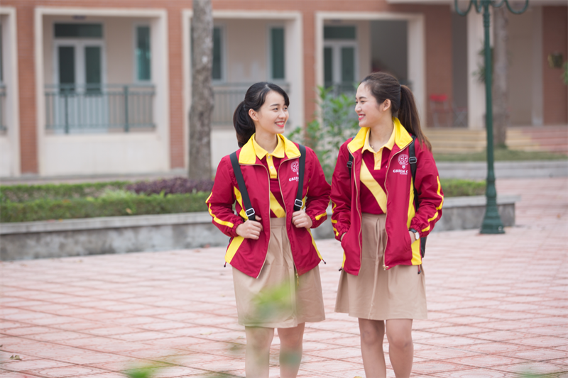 TẢN MẠN GREEN CITY ACADEMY